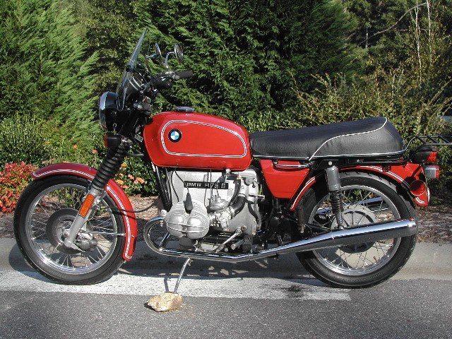 1974 Bmw R75 6 Apex Cycle Shop