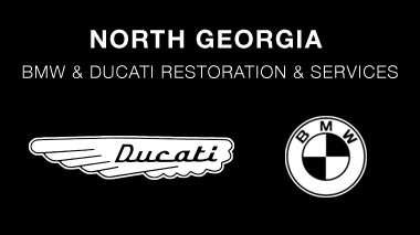 North Georgia BMW and Ducati Restoration and Services