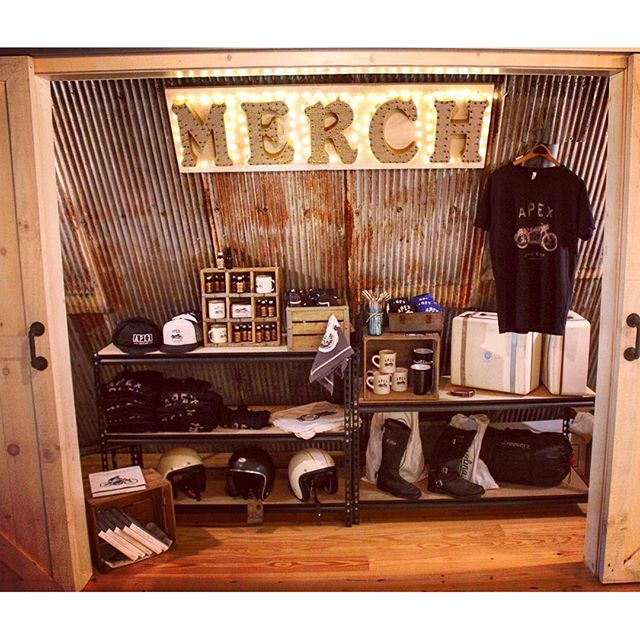 Hope everyone is enjoying the start of a  long Labor Day weekend. Here at the shop we have been working hard and have some exciting news to share. Today we launch our new #merch webstore. You can find the website link under our profile or use http://store.apexcycleshop.com/shop/. Check back over the next several weeks, as we will continue to add those hard to find #bmwairhead parts as well as #handmade speciality items. @r51slash3 and I are excited and proud to launch this new chapter. We celebrate those who work hard and get their hands dirty--so we will toss some extra swag in with any order made over the holiday. #rideyourownride @swagfanatics